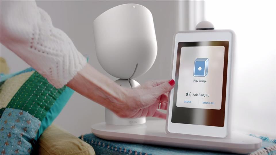 Assistive technology for elderly