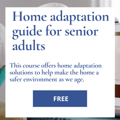 Home Adaptation Guide for Seniors